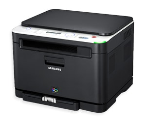 Samsung Printer CLX-3185