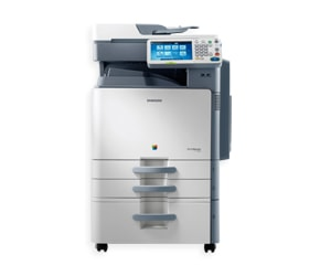 Samsung Printer CLX-9252